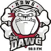 The Dawg - KDWG Logo