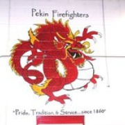 Pekin City Fire Schaeferville Fire and MABAS Logo