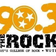 The Rock - WUTK-FM Logo