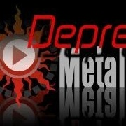 Depressive metal rock Radio Logo