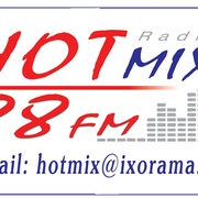 Radio Hot Mix Logo