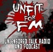 Unfit for FM Logo