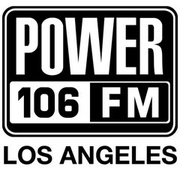 Power 106 - KPWR Logo