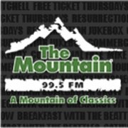 The Mountain - KQMT Logo