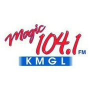 Magic 104.1 - KMGL Logo
