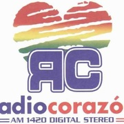 HCTR3 - Radio Corazon AM 1420 Logo