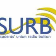 SURB (Students Union Radio Bolton) Logo