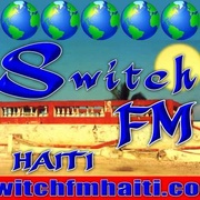 switch fm haiti Logo