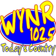 Fun Country 102.5 - WYNR Logo
