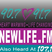 New Life Radio - WMVV Logo