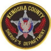 Kenosha County Sheriff Silver and Twin Lakes Police Logo