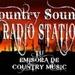 Country Sierra Radio Station Logo