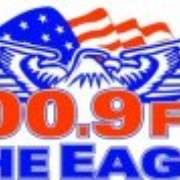 The Eagle - KXGL Logo