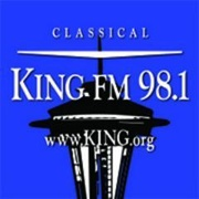 KING FM Opera Channel - KING-HD2 Logo