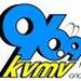 96.9 KVMV - KVMV - K268AP Logo