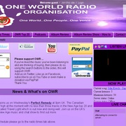 One World Radio Logo