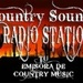 Country Sierra Radio Station Logo