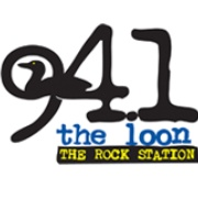 The Loon - KKLN Logo