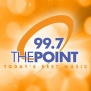 99.7 The Point Logo