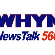 News Talk 560 - WHYN Logo