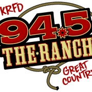 KRFD The Ranch Logo