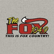 The Fox - KDXY Logo