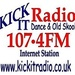 Kick it Radio Logo