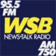 WSB 750 AM Logo
