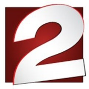 Channel 2 KJRH Logo