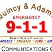 Adams County area Public Safety Logo