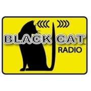 Black Cat Radio Logo