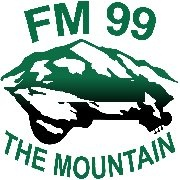 The Mountain - KMXE-FM Logo
