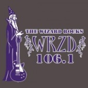 Rock 106.1 - WLZD-LP Logo