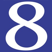 WOOD TV8 Logo