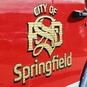 Springfield, Nixa, Ozark, Republic, Marshfield and Greene County Fire Logo