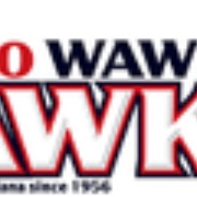 The Hawk - WAWK Logo