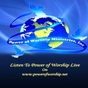 Power of Worship Ministries Logo