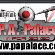 PA Palace World of Music Logo