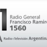 Radio General Francisco Ramirez Logo