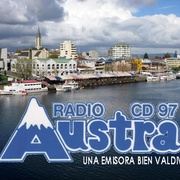 Radio Austral 970 AM Logo