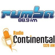 Radio Continental 1320 AM Logo
