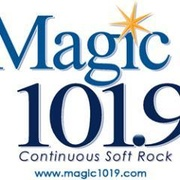 Magic 101.9 - WLMG Logo