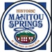 Manitou Springs Fire Dispatch Logo