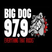 Big Dog - KXDG Logo