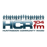Huntingdon Community Radio Logo