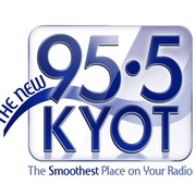 Smooth Jazz 95.5 - KYOT-FM Logo