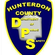 Hunterdon County Police and EMS Logo