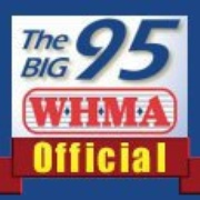 The Big 95 - WHMA-FM Logo