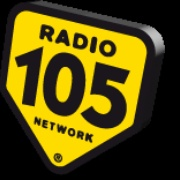 105 Crazy Radio Logo