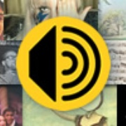 AccuRadio Brit Rock: God is a DJ Logo